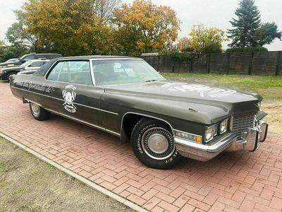 gebraucht Cadillac Coupé DeVille 7,7 V8 *Nevada *Automatik *Klima* als Sportwagen/Coupé in Ahrensfelde