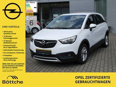 gebraucht Opel Crossland X 1.2 Innovation INTELLILINK W-LAN EU6