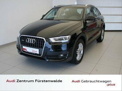 gebraucht Audi Q3 2.0 TDI qu. ABLAGEPAKET NAVI XENON