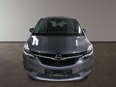 gebraucht Opel Zafira 1.6T 120 Jahre +NAVI+AHK+KAMERA+7 SITZE+   Neumünster