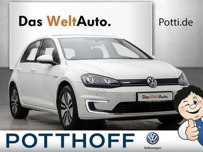 gebraucht VW Golf VII VII e-Golf e-Golf Navi LED Telefon Tempom