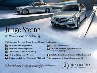 gebraucht Mercedes A180 Urban Navi+Parkass.+Kamera+Teilleder