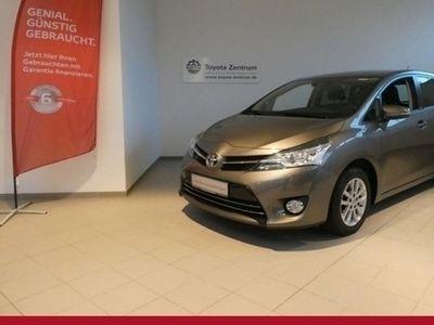 gebraucht Toyota Verso 1.8 Edition-S / Klimaauto / Rückfahrk.