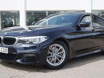 used BMW 520 d xDrive Limousine Aut M-Sport Business Alarm