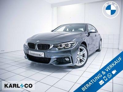 gebraucht BMW 440 Gran Coupe i M Sportpaket Navi variable Sportlenkung