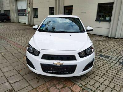 gebraucht Chevrolet Aveo 1,2 Klima 95tkm 1Hand