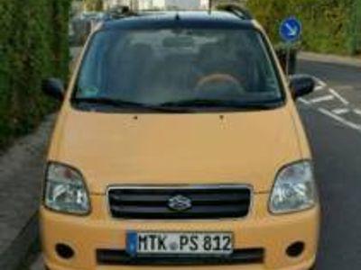 brugt Suzuki Wagon R 1,3 Automatik Comfort *Klima* wie Opel Agila