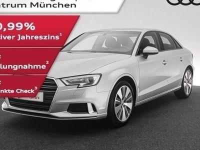gebraucht Audi A3 Limousine Sport 1.5 TFSI Navi/DAB/PDC/SitzHzg