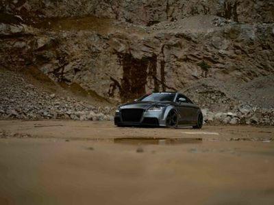 gebraucht Audi TT RS TT 8J K04Carbon VAG Tausch