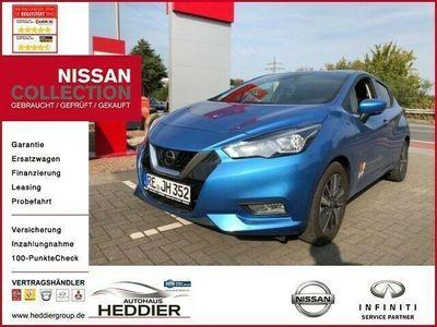 gebraucht Nissan Micra 0.9 N-CONNECTA Start/Stopp Winter Safety