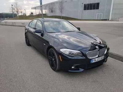 gebraucht BMW 550 i xDrive Autom., Headup, M Paket, Keyless