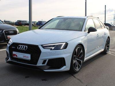 gebraucht Audi RS4 Avant BlackEdition VMAX SportAGA Matrix HUD S