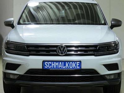 gebraucht VW Tiguan Allspace 2.0 TDI 4Mot bei Gebrachtwagen.expert