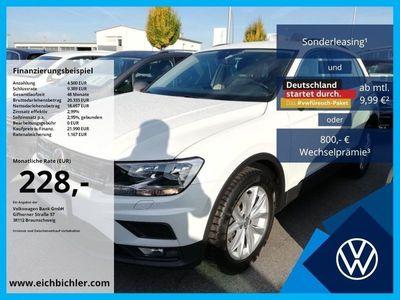 gebraucht VW Tiguan Comfortline 1.4 TSI BMT ACT Navi Sitzh.