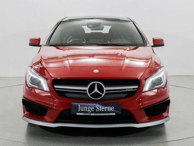 gebraucht Mercedes CLA45 AMG Shooting Brake AMG 4M SB