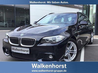 gebraucht BMW 520 d Touring M-Sportpaket Navi HiFi Alarm Sitzheizung