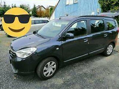 used Dacia Lodgy Verkauft1,6 Laureate 7 Sitzer...