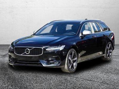 gebraucht Volvo V90 D4 Geartronic R Design Navi LED Rückfahrkamera