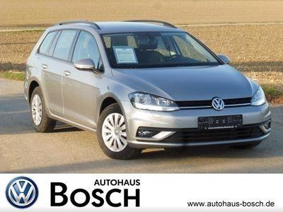 gebraucht VW Golf VII Variant 1.6 TDI Euro 6 Navi Bluetooth PDC