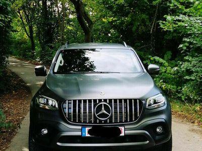 gebraucht Mercedes X350 X -Klassed 4Matic Doppelkabine Edition Po