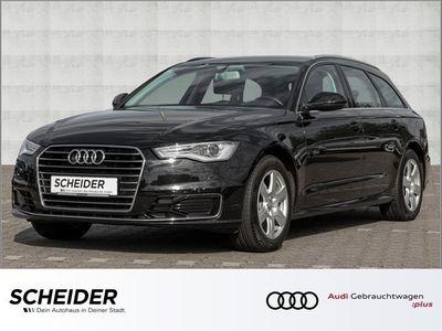 gebraucht Audi A6 Avant 2.0 TDI ultra Navi AHK Klima Xenon