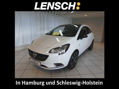 gebraucht Opel Corsa E 1.4 3T Color Edition SHZ+PDC+BT+USB+RFK