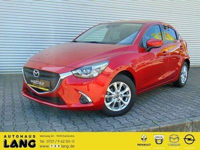 gebraucht Mazda 2 1.5 SKYACTIV-G 90 Exclusive-Line