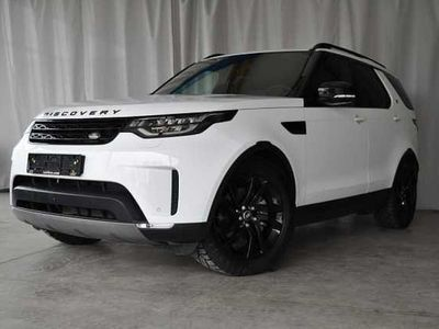 gebraucht Land Rover Discovery 3.0 Td6 SE Off Road, 7-Sitze