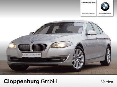 gebraucht BMW 535 xd AHK NAVIPROF SPEELIMITINFO INDIVIDUAL
