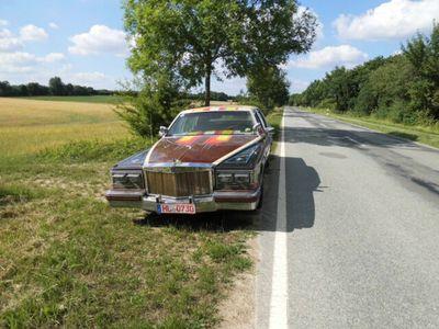 gebraucht Cadillac Fleetwood V8 opel diplomat tausch