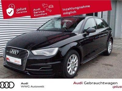 gebraucht Audi A3 Sportback e-tron 1.4 TFSI S tronic, elektr.