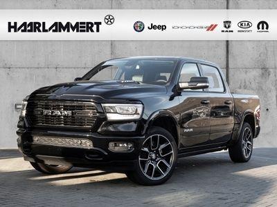 gebraucht Dodge Ram 5,7L V8 Laramie Sport Crew Cab Leder LED Navi Keyless Klimasitze