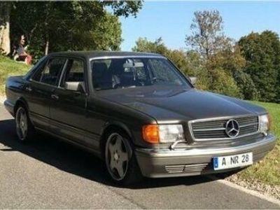 gebraucht Mercedes 500 W126