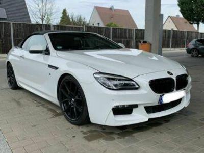 gebraucht BMW 640 Cabriolet f12 I *M6 Optik*