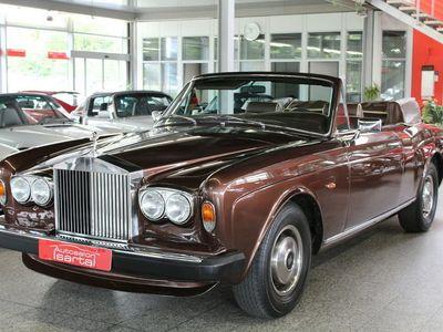 gebraucht Rolls Royce Corniche Cabrio - toprestauriert - H-Kz.