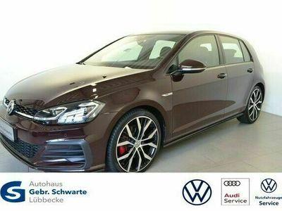 gebraucht VW Golf VII 2.0 TDI DSG GTD ACC + BLIND-SPOT+ NAVI