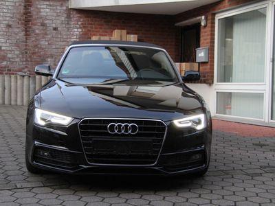 gebraucht Audi A5 Cabriolet 2.0 TDI DPF S-LIne /Xenon/Leder/Navi/