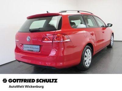 gebraucht VW Passat Variant 1.6 TDI Navi PDC Sitzhzg BlueMotion - Klima,Sitzheizung,Servo,