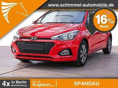 gebraucht Hyundai i20 1.2 Sonderedition Advantage Plus(2020) 84 PS