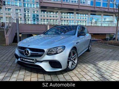 gebraucht Mercedes E63S AMG E 63 AMG4Matic T-Mod.*Carbon*Burmester*Garantie