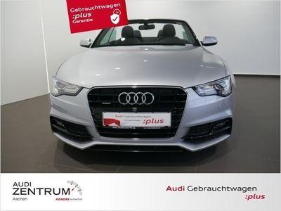 gebraucht Audi A5 Cabriolet A5 Cabrio 2.0 TDI quattro Euro 6, MMI Navi, Xenon