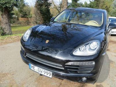 gebraucht Porsche Cayenne Tiptronic S