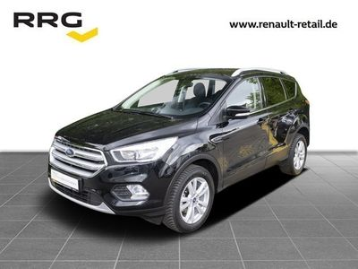 gebraucht Ford Kuga 1.5 EcoBoost TREND 4x2 Lenkradheizung, beh. Front