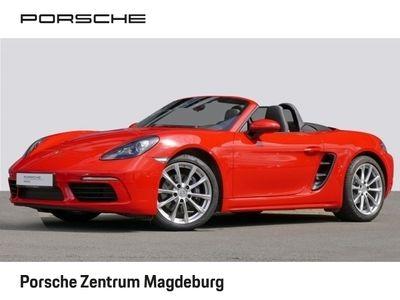 gebraucht Porsche 718 Boxster PDK*SHZ*CONNECT*NAVI