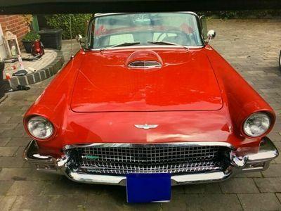 gebraucht Ford Thunderbird TOP Zustand Cabrio Candy Apple Red