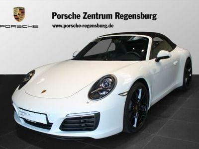 gebraucht Porsche 911 Carrera Cabriolet 911 Urmodell 991 PDK