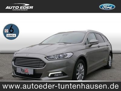 gebraucht Ford Mondeo 2.0 TDCi Business Edition StartStopp (Navi Klima E