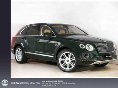 gebraucht Bentley Bentayga Touring, City, Mulliner, Standheizg