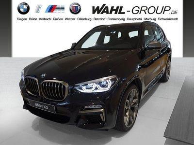 gebraucht BMW X3 M40i