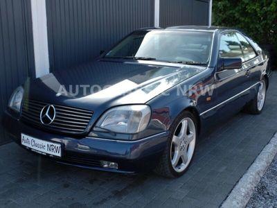 gebraucht Mercedes CL500 SECCoupe*Leder*AMG*SHZ*